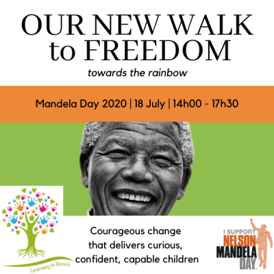 OUR NEW WALK to FREEDOM